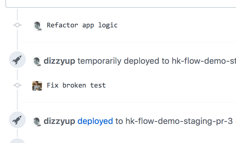 Cloud-based continuous delivery with GitHub & Pipelines | Heroku