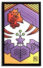 Heroku December phoenix card